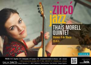 Zirco Jazz Thais Morell