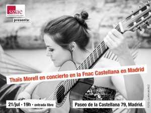 cartaz fnac madrid