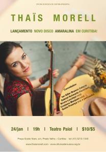 Curitiba Paiol Thais Morell